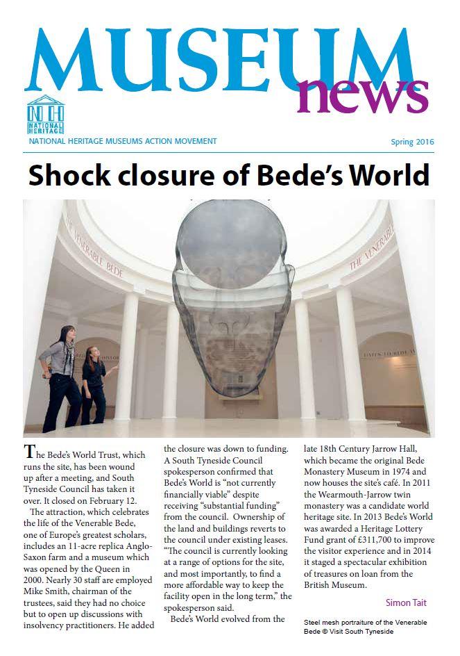 Museum News Summer 2015